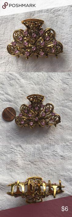 Pretty Binder Clío New! Decorative binder clip. Accessories Hair Accessories