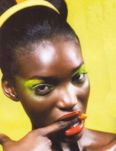 Makeup For Dark Skin Black Women | Dark Skinned Black Women, How To Do Makeup For African American Women