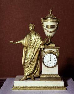 The Titus Clockcase by Matthew Boulton at Soho House Museum Birmingham Museum, Museum Art Gallery, Soho House, West Midlands, Georgian, Online Art Gallery, Regency, Clock, Country