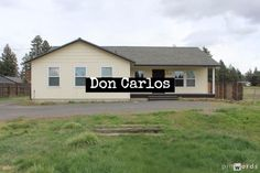Information about the Don Carlos addition #inbend