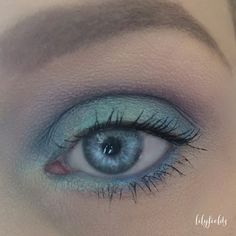 Augen Make-up Inspirationen - Lilyfields -> Beauty - Bücher - Lifestyle