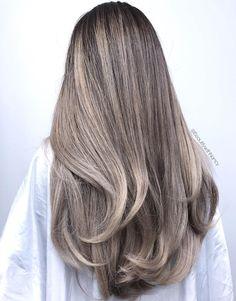 Copper Blonde Hair Color, Ash Blonde Hair Balayage, Dark Ash Blonde Hair, Ombre Blond, Ash Hair, Blonde Hair Looks, Blonde Highlights, Light Blonde, Warm Blonde