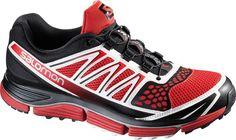 521db1484598 SALOMON XR Crossmax 2 Salomon Mens Trail Running Shoes Red