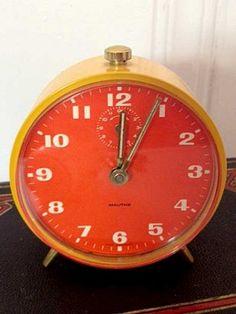 $60 Vintage Alarm Clock Collection. Bourbon & Boots.