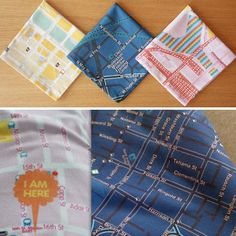 Soft Cities Map Blankets