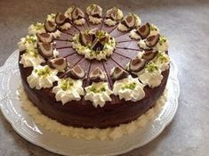 Mozart-Torte Mozart cake, a very nice recipe from the category pies. Ratings: Average: Ø Best Pancake Recipe Fluffy, Pancake Recipe With Yogurt, Pastry Recipes, Baking Recipes, Dessert Recipes, Cupcake Recipes, Healthy Recipes, Chocolate Chip Pancakes, Chocolate Desserts
