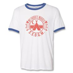 93f25579 Official My Favorite Murder Tent Emblem Ringer Tee Ringer Tee, Everyday  Fashion, Tent,