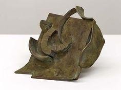 """Anthony Caro """"Easel"""" 2001"""