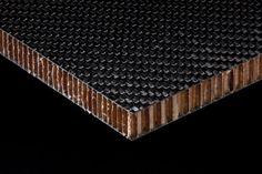 sandwich panel : carbon fiber / honeycomb Protech Composites, Inc.  #tools #aerospace