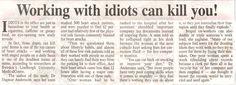 funny headlines