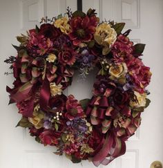 Custom made to order Victorian wreath you by WreathsbyKimberly, $199.99
