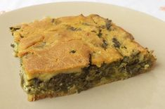 Pie without sheet Gf Recipes, Greek Recipes, Dessert Recipes, Cooking Recipes, Greek Cooking, Easy Cooking, Anti Candida Recipes, Cetogenic Diet, Cypriot Food