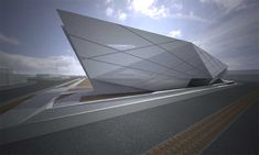 University of Seville Library in Seville, Spain by #Zaha Hadid Architects