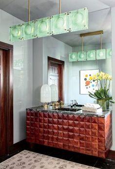 Modern+Bathroom+by+Nancy+Heller+in+Los+Angeles,+California