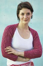 A Shrug of Your Own: The Basic Recipe - Knitting Daily - Blogs - Knitting Daily