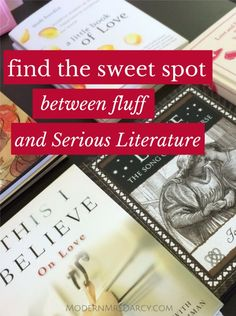 Find the sweet spot between Serious Literature and total fluff. These thought-provoking novels entertain AND challenge.