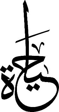 """Another Arabic calligraphy tat meaning """"Life"""" want it on my other wrist."""