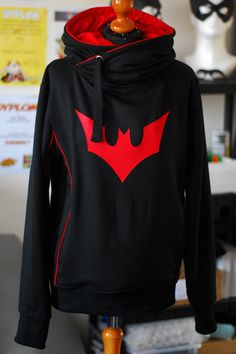 batman beyond hoodie
