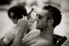 VINZ! Vincent Cassel played one of the lead characters in my favorite movie of all time, La Haine