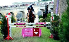 Le Jumping International de Blaye change de statut, mais pas de style.