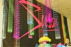 Me &Decoração: Ideia de decoração para festas dos anos 80,90...