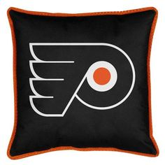 Philadelphia Flyers Sidelines Accent Pillow