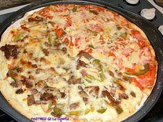 Pizza - Comida Tipica de El Salvador....humhummm