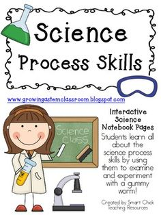 Worksheet Science Process Skills Worksheets love science and i on pinterest process skills with gummy worms interactive scie