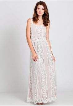 Close Embrace Maxi Dress By Adelyn Rae ||  Can't Afford It? Get Over It! Rue de Seine's Violet for Under $700