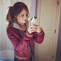 I'm obsessed with her, Chrissy Costanza