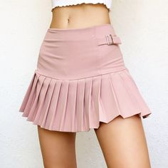 """New with tags! Deadstock early 2000s blush pink pleated mini skirt. Heart Moon Star by Rampage! Cute lil buckle detail. Size 2. Low waist measures about 28"""", hips are about 36"""", length is about 12.5"""" Pleated Mini Skirt, Mini Skirts, Athletic Skirts, Wrap Shirt, Blush Pink, Cheer Skirts, Preppy, Ballet Skirt, Early 2000s"""