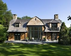 Highland Park residence. Robert A. M. Stern, architect.