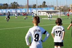 Play friendly matches against the best football youth teams of Spain!! #Sportsandtours #sports #football #barcelona #sevilla #madrid #valencia #footballtours #summercamps #sportsevents http://www.sportsandtours.com/es/ for more information...