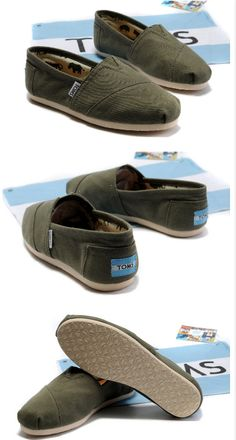 TOMS Outlet! Most pairs are less than $17! Sweet!