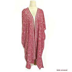 Kimmie Long Kimono Batik Indonesia. $17.5 Wholesale and Retail Ship worldwide. #batikuniversal #caftan #moeslem #etsy #handmade
