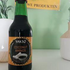 Soja saus zonder soja Beer Bottle, Champagne, Coconut, Wine, Drinks, Drink, Beverage, Drinking