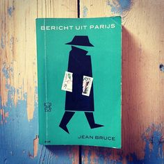 Found this old detective cover by DICK BRUNA 1968  #foundbookcovers #dickbruna