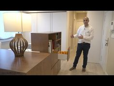 Una cocina -Salon !!! MÁGICA!!! - YouTube Silestone Blanco Zeus, Easy Diy Crafts, Lighting, Kitchen, Youtube, Home Decor, Style, Kitchen Styling, Combination Colors