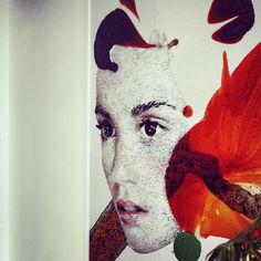 Cuadro en el Hotel Servigroup Galúa #arte #pintura // Painting at the Hotel Servigroup Galúa #art #painting