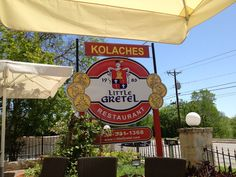 The Great Texas Kolache Crawl :: America's Test Kitchen.    to visit: Little Gretel, Boerne.  a place to find a REAL kolache!