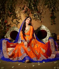 Anarkali Suit for this wedding