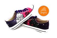 Puli sneakers Please add in notes what colour puli you would like painted. Have the name of your dog painted on the shoe and a few rhinestones (just 2 Painted Sneakers, Dog Paintings, Rhinestones, Shoe Boots, Vans, Notes, Hand Painted, Colour, Etsy