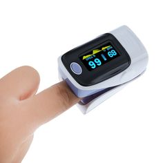 """HOT PRICES FROM ALI - Buy """"Gustala Digital Fingertip Pulse Oximeter Instant Read Health Monitoring Display Suitable Athletes or aviation Enthusiasts"""" from category """"Beauty & Health"""" for only USD. News Health, Health Care, Vascular Disease, First Finger, Spring Design, Physical Fitness, Blood Pressure, Red Lips, Health And Beauty"""
