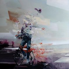 Acrylic Paintings by Robert Proch.