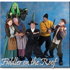 Fiddler on the Roof Costume Plot -- For information regarding costume rentals, visit   http://www.norcostco.com/tx.aspx