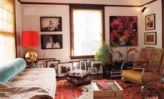 Hipster Apartments See More Rugs Low Chairs Colorful Clutter Bohemian Living Rooms House Beautiful Homes