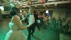 Wyjątkowy ślub Dominiki i Uwe. To była niezwykła polsko-niemiecka zabawa.