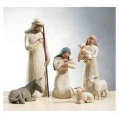Nativity scenes have been around for a long time and add the true essence of why you celebrate Christmas. This page is all about the best Christmas...
