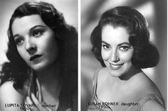 Lupita Tovar, Spanish actress & mother of Susan Kohner (actress) | Flickr - Photo Sharing!