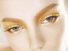 Yellow make up | Yellow or Yellow streak or Yellow-bellied - cowardice or coward Yellow ...